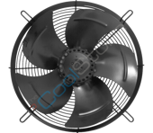 Axial suction fan Olvent 315mm 230V