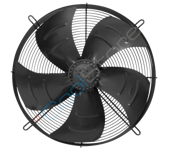 Axial suction fan Olvent 450mm 230V