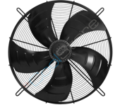 Axial suction fan Olvent 630mm 230V
