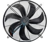 Axial suction fan Olvent 710mm 400V