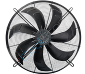 Axial suction fan Olvent 900mm 400V