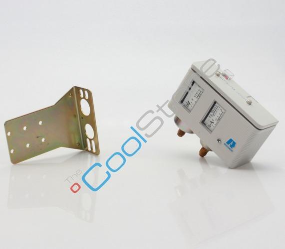 Dual Pressure Switch Ranco 017 H4759 Nc Wc R