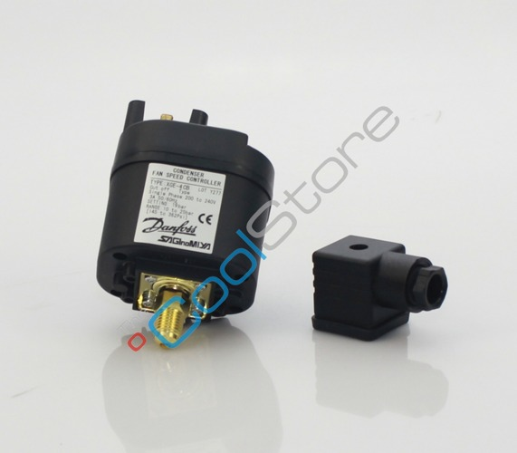 Fan Speed Controller DANFOSS XGE-4CB 3[A] 061H3142